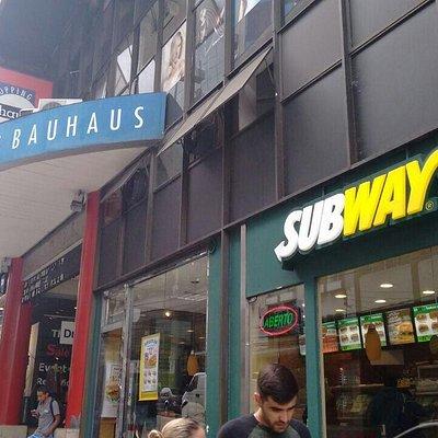 Shopping Center Bauhaus