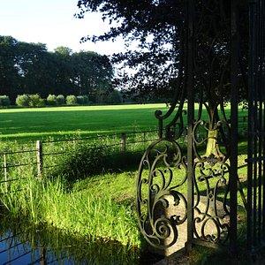 's gravenland 17de eeuwse buitenplaatsen