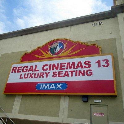 Regal Cinemas, Fiesta Casino, Henderson, NV