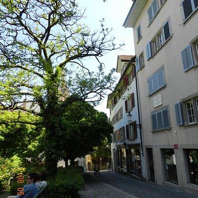 Lenin Apartment Zurich