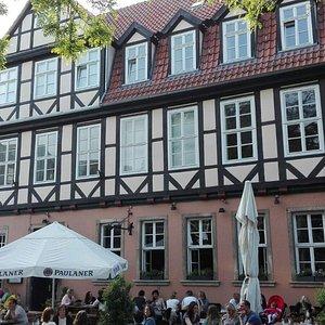 Haus am Platz