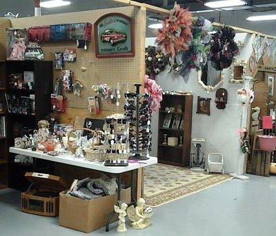 Shop over 50 vendors with quality, unique gifts, collectibles, and more