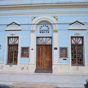Teatro Ingeniero White