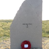 This is just one of the 26 massive granite memorial stones