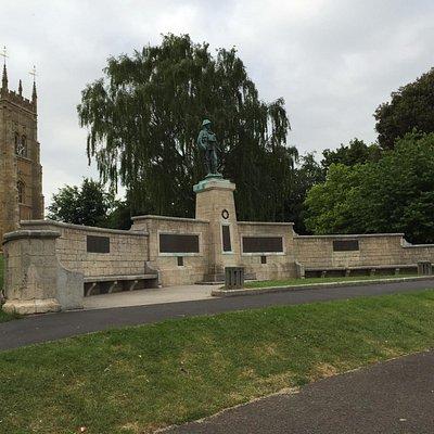 War Memorial Evesham