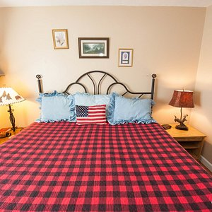 The Two Bedroom with Loft at the Deer Ridge Mountain Resort