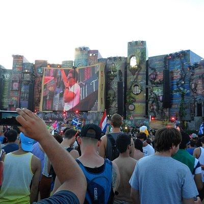TomorrowWorld 2013, Main Stage