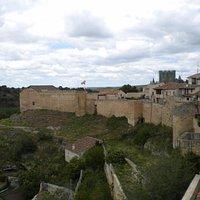 View towards the Segovia Museum