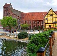 Klostret i Ystad.