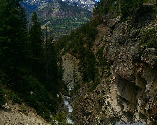 Beautiful Chief Ouray Mine