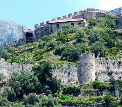 Castello San Nicola de Thoro Plano