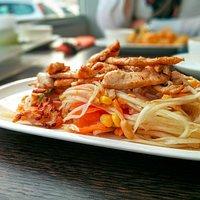 Essen im Ayutthaya