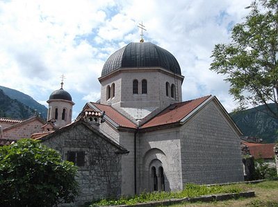 The Church from the rear