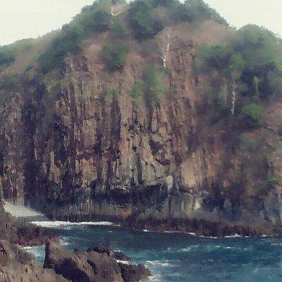 Semeti beach lombok.