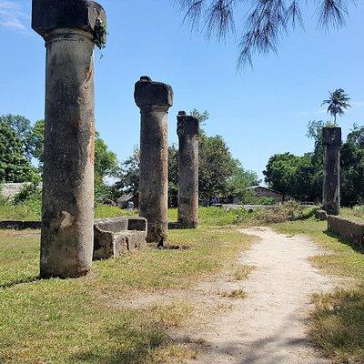 Marhubi Ruins, Zanzibar