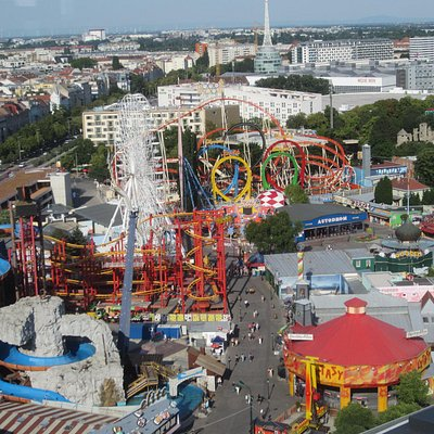 Overview of the prater