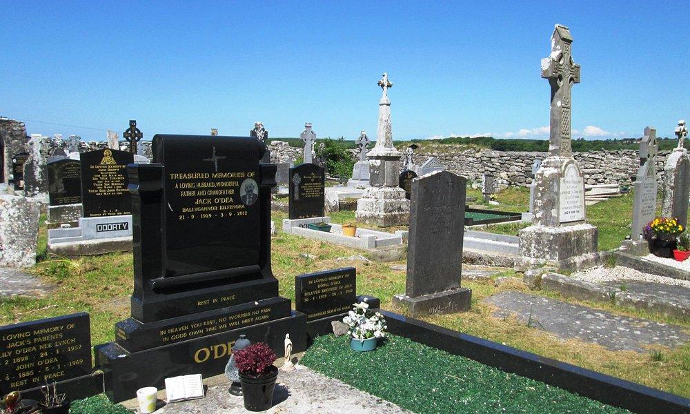 Kilfenora Cathedral Cemetery