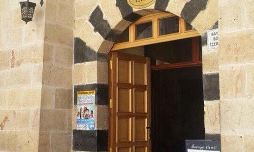 Gaziantep'teki en eski cami...