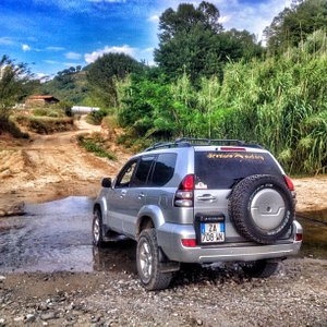 Discover Calabria with our 4x4