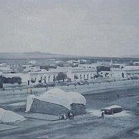 La estación a principios del siglo XX