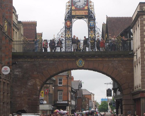 One of the Medieval Gates to the City