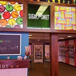 Gourmet Marshmallows, Vintage Candies, Cotton Candy, Bulk Candies!