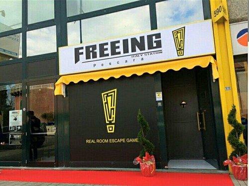 Freeing Italy Pescara