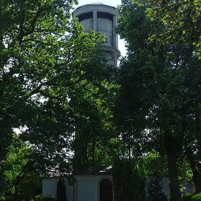 Röbel (Müritz), Wasserturm