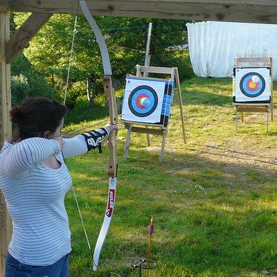 Archery fun!