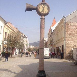 The Music clock
