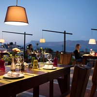 Fine Dining Restaurant with sea view