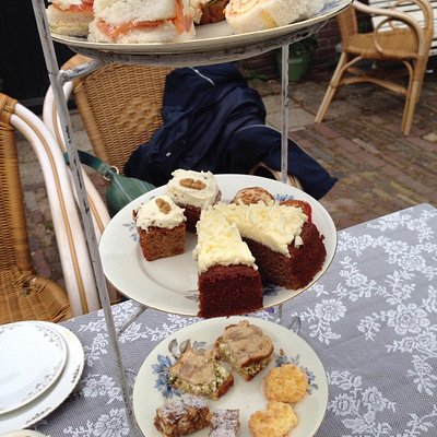 High Tea Pluktuin Stoutenburg