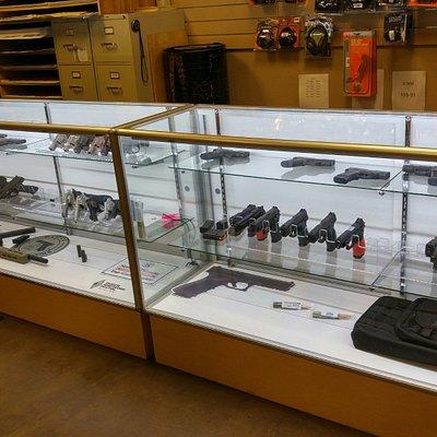 Handguns for rent