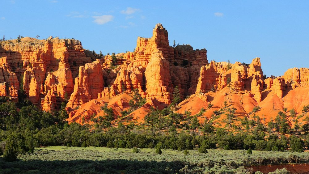 Red Canyon UTAH on Hwy 12