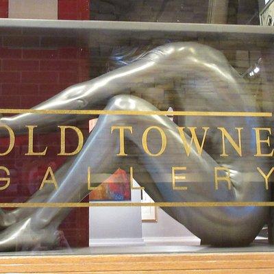 Old Towne Gallery, Main Street, Park City, Utah