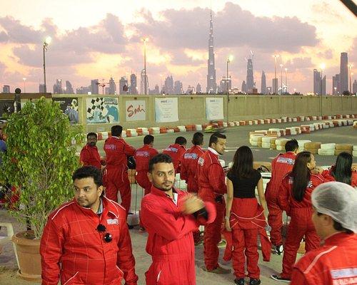 Dubai sky Line