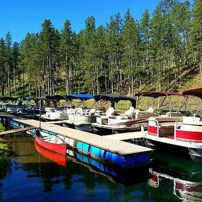 Pontoon Rental Fleet