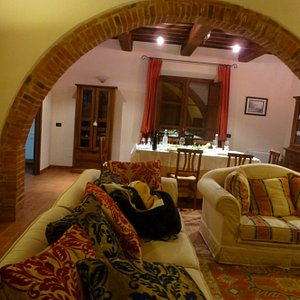 View of inside of Podere Il Fitto (Listed as Il Fitto)