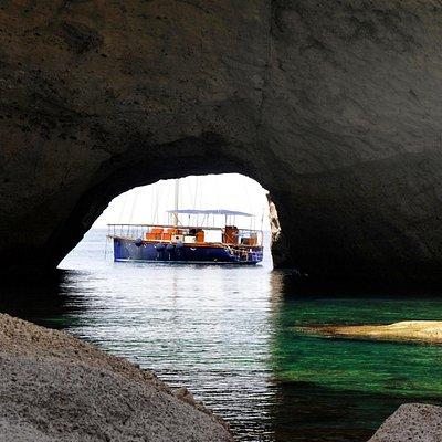 andromeda at sikia cave