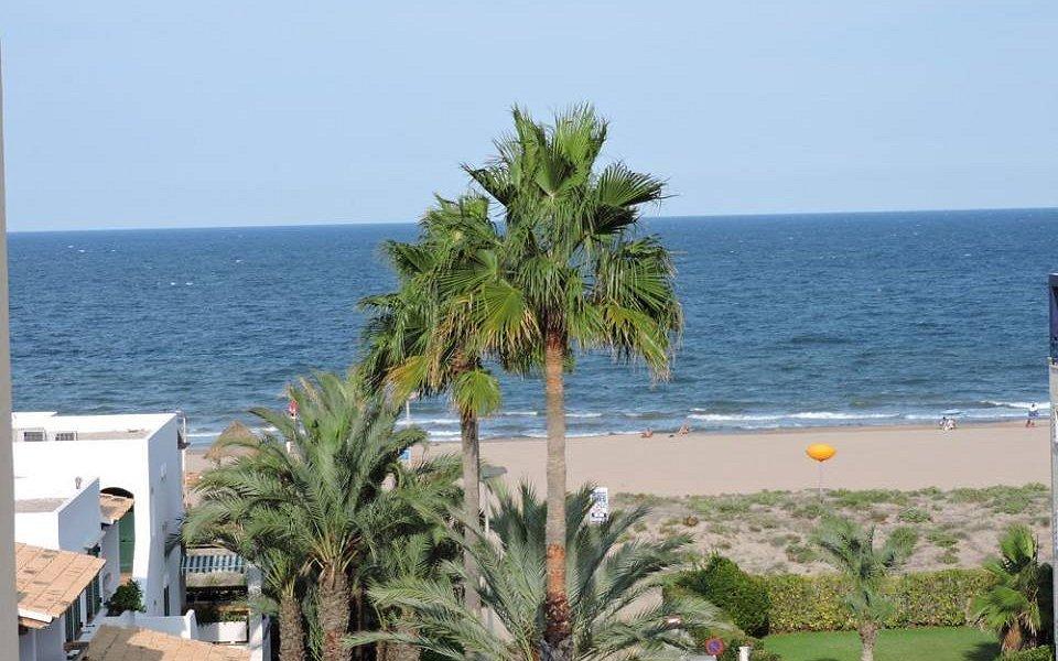 Playa de Xeraco, Xeraco, Provincia de Valencia. España.