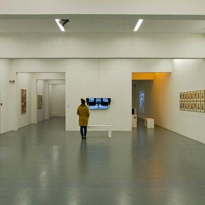 Mesurer le monde, exposition collective, 2016. Photo : N.Lelièvre