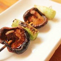 Shiitake Mushroom & Green Onion