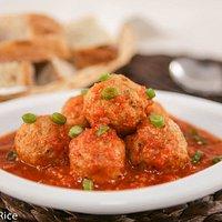 Banh Mi Sa Siu (Vietnamese Meatballs)