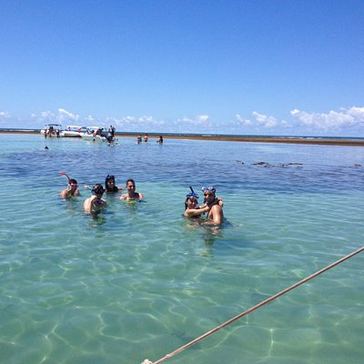 Natural pools at Morere, Around Tinhare Island Full Day Tour