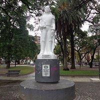 Monumento al Gral Justo José de Urquiza