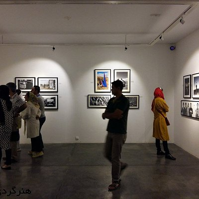 an exhibition