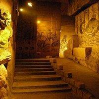 Museum in de Grotten.