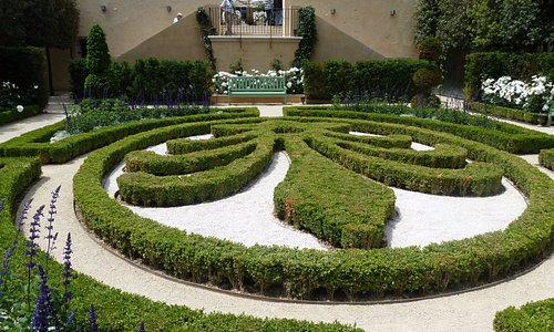 El jardin