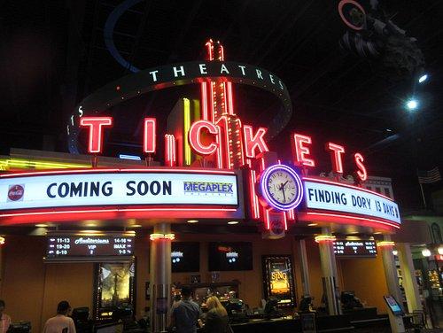 Jordan Commons Movies, Sandy, Utah
