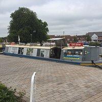 Information Barge